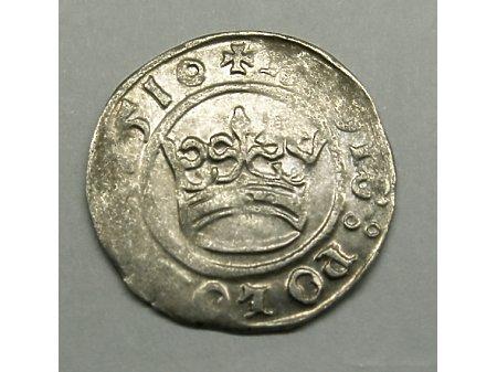 Półgrosz koronny-1510 r