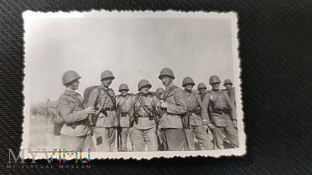 Duże zdjęcie 84 Pułk Piechoty - Porucznik Ernest Angelo lata 30