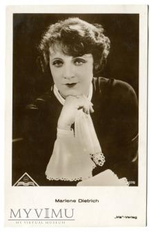 Marlene Dietrich IRIS AMAG Marlena nr 5076