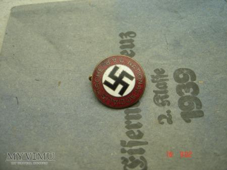 National-Sozialistische D.A.P.(NSDAP)