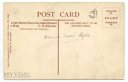 C.N. Kennedy - Niewolnik uważający się za króla