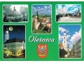Pocztówki Oleśnicy po 1989 rok...