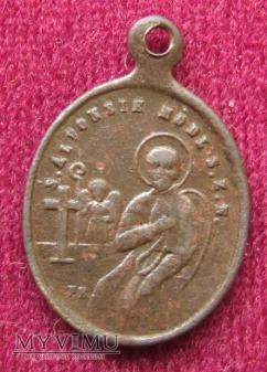 Stary medalik z MB Pocieszenia