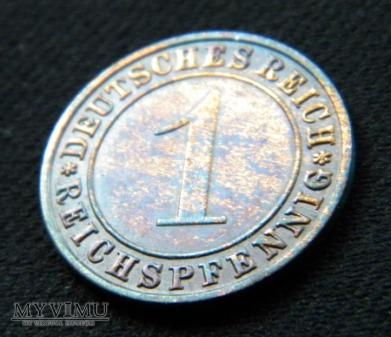 1 Reichspfennig 1935