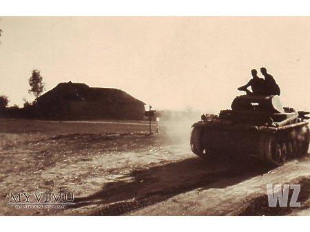 1941. Panzer II