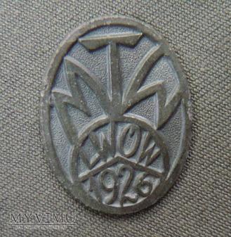 Odznaka MTW Lwow
