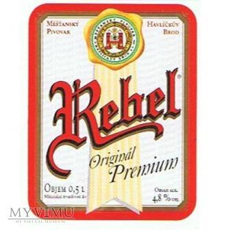 Duże zdjęcie rebel originál premium