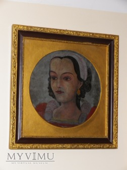 h.Jastrzębiec-portret córki nieznanego szlachcica