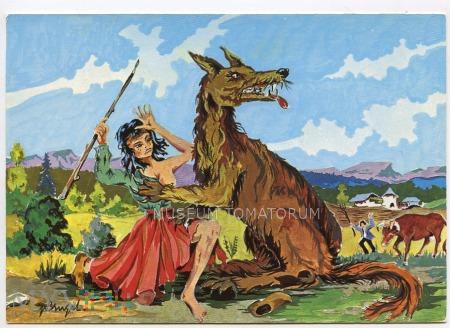 Bestia z Gevaudan