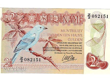 2 1/2 Gulden 1985 r.