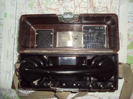 Duże zdjęcie Telefon polowy MB-43
