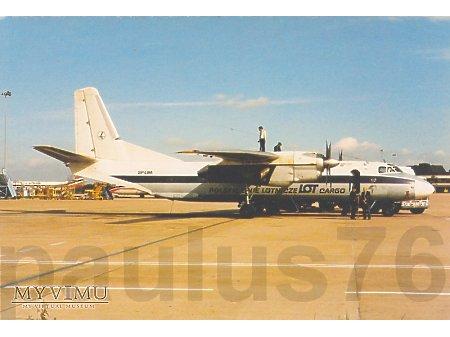 An-26, SP-LWA