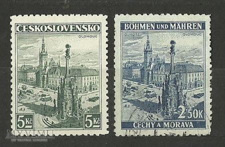 Ołomuniec -Olomouc.