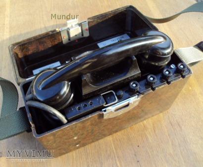 Telefon polowy TAJ - 43 MR