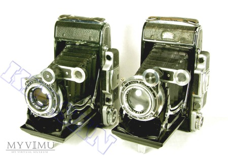 Duże zdjęcie Zeiss Ikon Super Ikonta kopia Moskwa 2