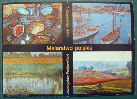 Malarstwo polskie-1974 r.