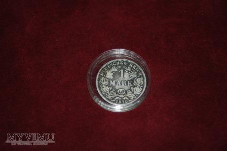 1 marka 1876 Ag C