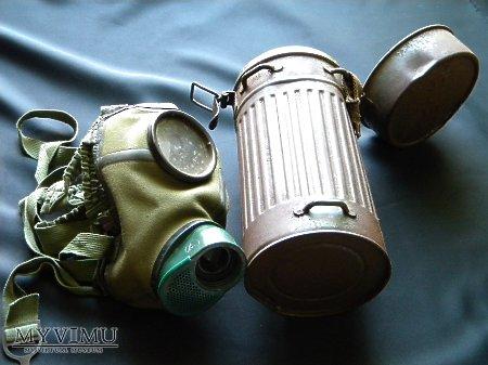 maska przeciwgazowa AUER