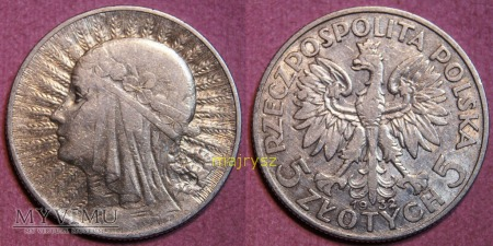 1932, 5 zł