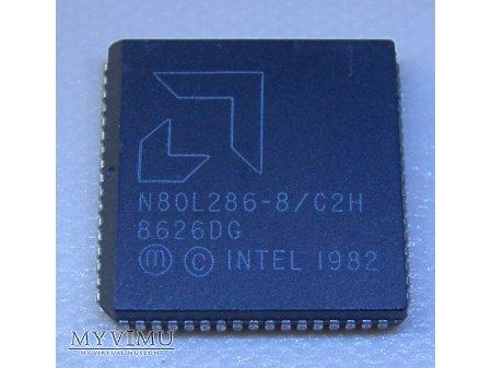 Duże zdjęcie Procesory AMD 80L286-8 i 80L286-16