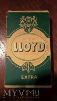 Papierosy LLOYD Extra 10 szt. III Rzesza