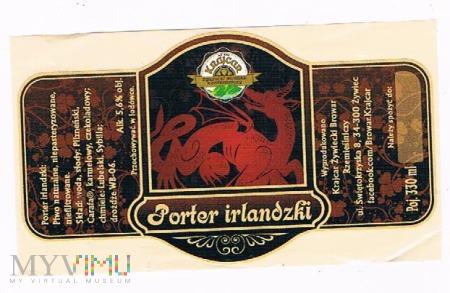 porter irlandzki