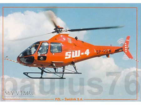PZL SW-4 Puszczyk, SP-PSW