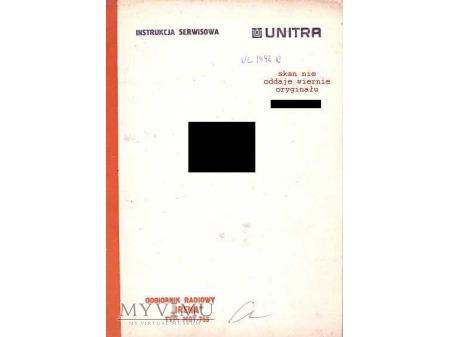 Instrukcja radia IRENA