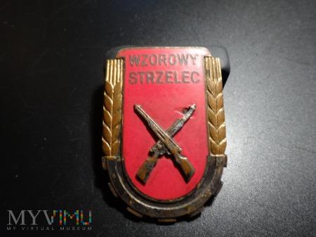 Wzorowy Strzelec z 1951r po bitwie ?