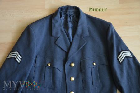Duże zdjęcie Mundur sierżanta RAF