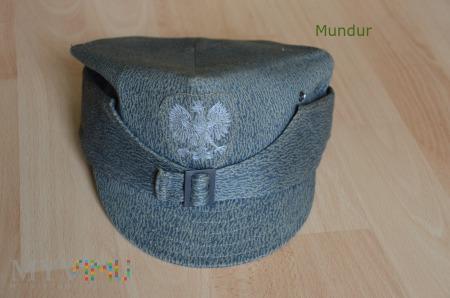 Czapka ćwiczebna Policji 1991r.