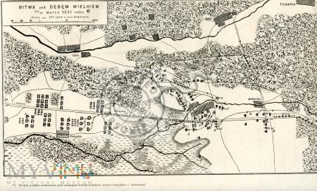 Bitwa pod Dębem Wielkim 1831