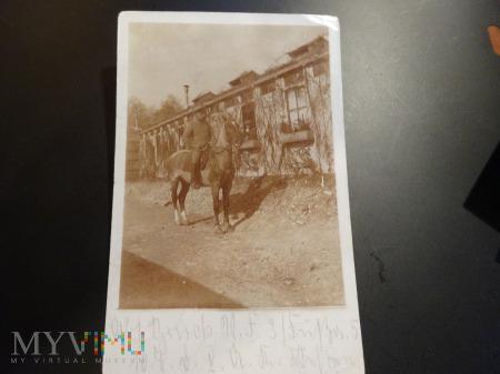 Duże zdjęcie Na koniu