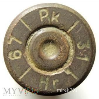 Łuska 7,92 x 57 Mauser Pk/31/Hr/67/