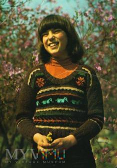 Sweterek – bluzeczka
