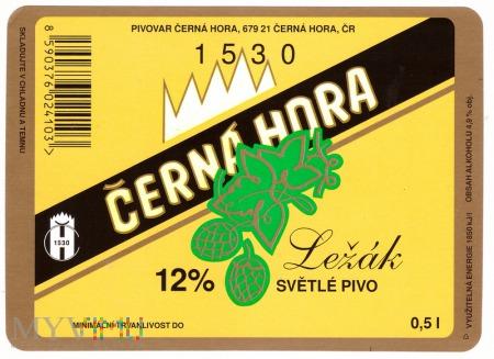 ČERNÁ HORA, Ležák