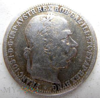 1 korona 1895 r. Austria (austro-węgry)