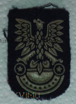 Orzełek z beretu granatowego - roboczego LWP