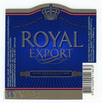 Royal Export, Nuuk