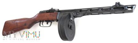 Pistolet maszynowy PPSz-41
