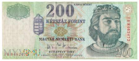 Węgry - 200 forintów (2004)