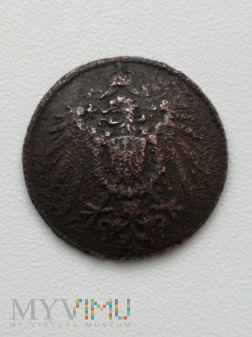 Urzędniczy Cesarstwo Niemieckie EXTRA FEIN