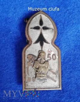 50 Bataillon du Gènie.