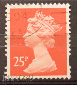 Elżbieta II, GB 1480