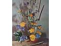 Zobacz kolekcję Kompozycja kwiatowa - kartka pocztowa