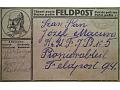 Zobacz kolekcję Feldpost  Austro-Węgry I Wojna Światowa - po jednej osobie