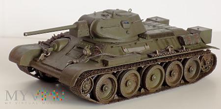 T-34/76 obr. 1942 fabr.112 Krassnoje Sormowo