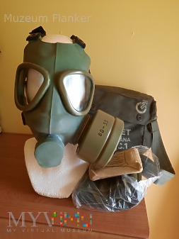 Maska przeciwgazowa MC.1
