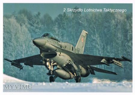 F-16D, 4087