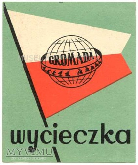 """Polska - wycieczka - Gromada"""""""